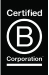 Proud to be a B-Corp!