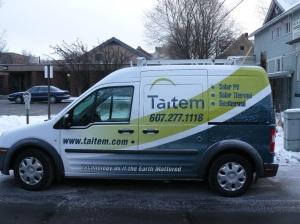 Taitem truck